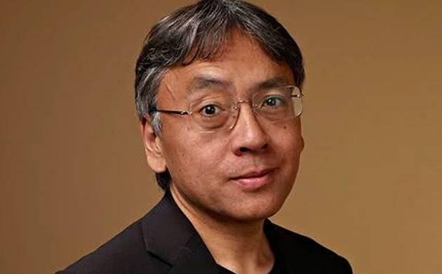 British writer Kazuo Ishiguro