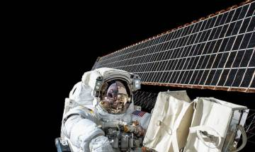 Two NASA astronauts will spacewalk outside the International Space Station to repair robotic arms