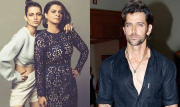 Kangana Ranaut's sister Rangoli lashes out at Hrithik Roshan, calls him a 'creep'