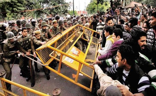 Stop all protests at Jantar Mantar immediately: NGT (file photo)