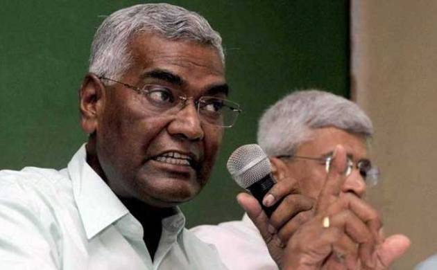 CPI blames Election Commission for speaking BJP's language on simultaneous polls (File Photo)