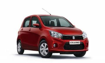 Maruti Suzuki launches new version of Celerio; Know price and features