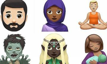 Apple unveils new emojis with iOS 11.1 update