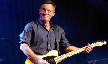 Bruce Springsteen: I don't feel the need to pen down any anti-Trump diatribe