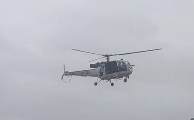IAF Chief Marshal Dhanoa say Mi-17 V5 crash was due to chopper tail disengagement. (File Photo)