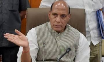 Rajnath Singh terms people not appreciating economy 'anti-India'