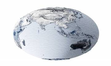 Formation of coal nearly turned Earth into a Giant Ball of Ice