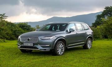 Volvo Cars roll out locally-assembled XC90 out of Bengaluru plant