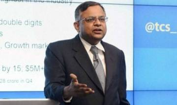 Tata Group chairman N Chandrasekaran says interested in bidding for Air India
