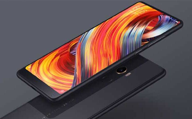 Live   Xiaomi Mi Mix 2 launched in India
