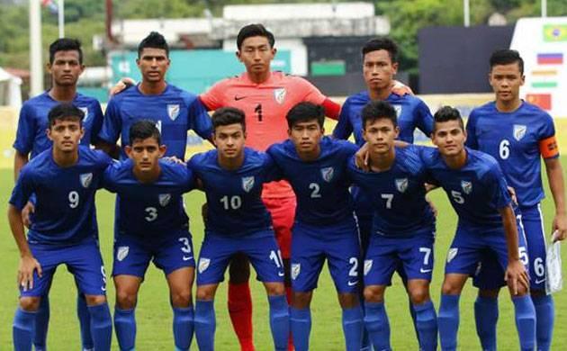 FIFA U-17 World Cup: India U-17 squad