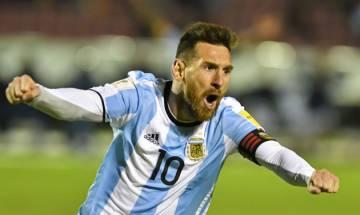 Lionel Messi turns Argentina's saviour in Do or Die clash against Ecuador, scores hat-trick to help La Albiceleste secure World Cup berth