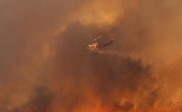 US: 13 dead as wildfires torch California wine country (Representative Image)