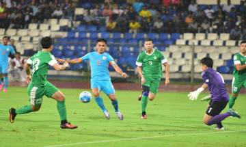 India beat Macau 4-1, qualify for 2019 AFC Asian Cup
