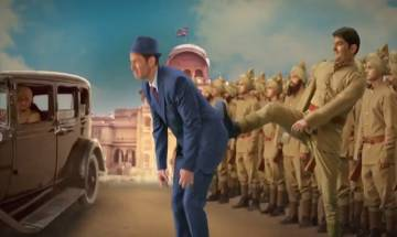 Firangi Motion Poster: Kapil Sharma is back, kicks foreigner out of the frame