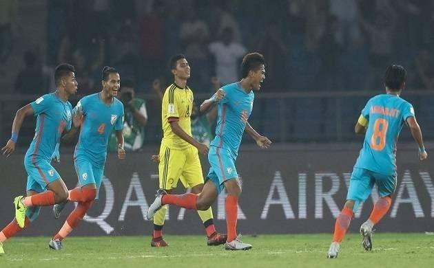 India vs Ghana, FIFA U-17 World Cup, live football score