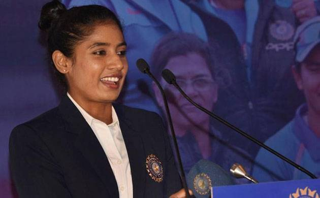 Mithali Raj, skipper of the Indian Women's cricket team (file photo)