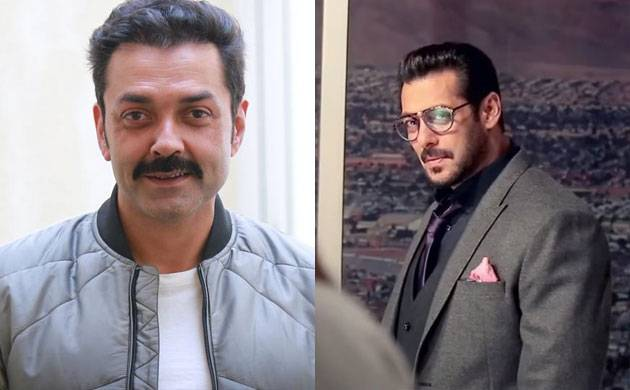 Race 3: Bobby Deol is excited to be a part of Salman starrer