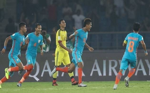 FIFA U-17 World Cup 2017: Ghana trounce India 4-0 in final group match