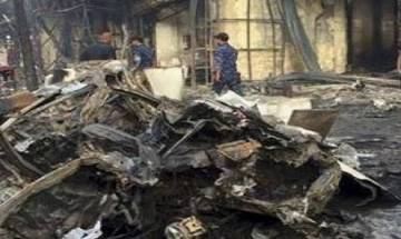 Syria: IS attacks Damascus police HQ with suicide bombers