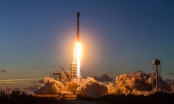 SpaceX Echostar 105/SES-11: 15th Falcon 9 launch successful, another recycled rocket landed