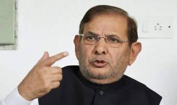 Sharad Yadav says NSUI winning DUSU polls indicates changing perception