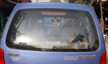 Delhi CM Arvind Kejriwal's stolen Wagon R recovered from Ghaziabad's Mohan Nagar, sword found in its back seat