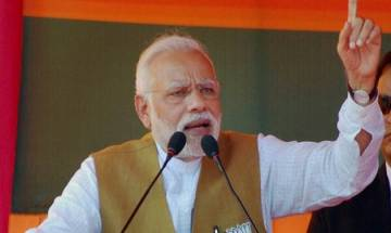 Gujarat Elections 2017: Prime Minister Narendra Modi to address mega rally, likely to announce sops