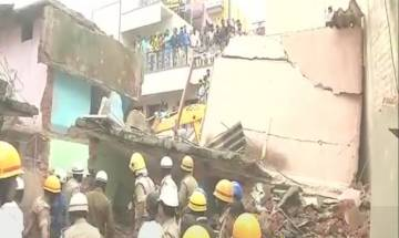 Bengaluru: 7 dead as four residential buildings collapse, compensation of Rs 5 lakh announced to kin of deceased