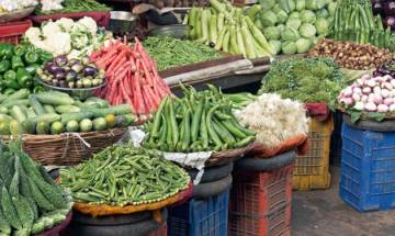 Wholesale inflation falls to 2.6 per cent in Sept as prices of food articles softened