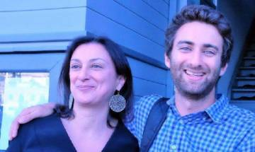 Panama Papers whistleblower Caruana Galizia killed in car bomb blast in Bidnija, son accuses Malta prime minister