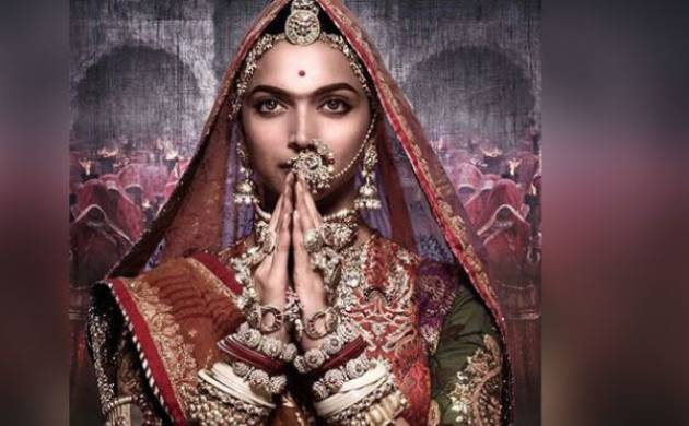 Padmavati theme rangoli destroyed in Surat's mall