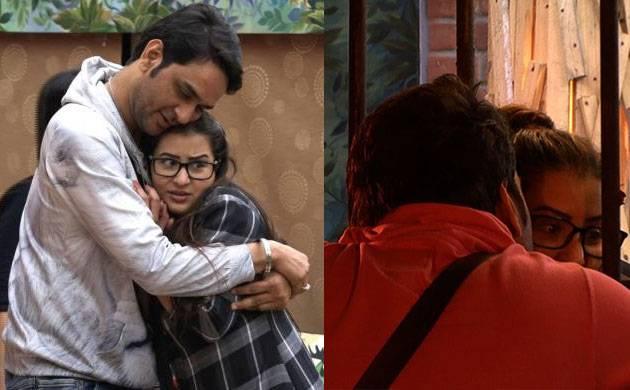 Bigg Boss 11: Vikas Gupta KISSES Shilpa Shinde on show (watch video)