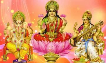 Diwali Lakshmi Puja 2017: Check Mantras, Muhurat, Puja Vidhi for pujan