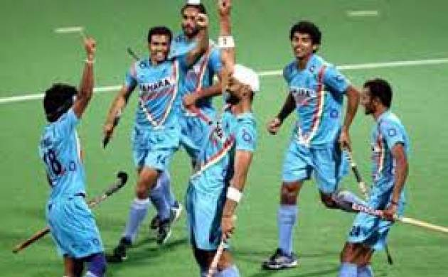 Indian National Hockey Team - File Photo
