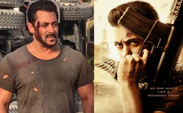 Tiger Zinda Hai: Salman Khan give his fans the best 'Diwali gift' (see pic)
