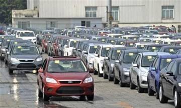 Pre-GST car sale drop dampens zeal this Dhanteras