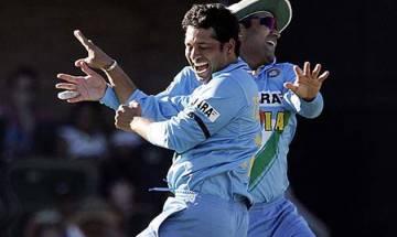 Virender Sehwag 39th birthday: Sachin Tendulkar's 'ulta' wish for former Indian opener gives him taste of his own medicine