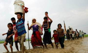 UNICEF report suggests nearly 600,000 Rohingya children facing 'hell on earth' in overcrowded camps in Bangladesh