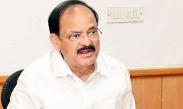 Venkaiah Naidu discharged from AIIMS after undergoing angioplasty