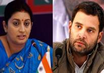 Smriti Irani lashes out at Rahul Gandhi over tweet on Jay Shah, says a person 'out on bail' is 'mocking' the courts