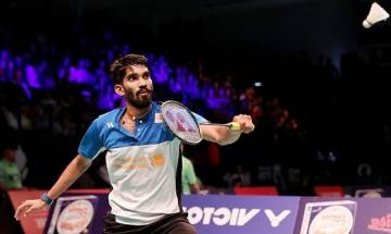 Kidambi Srikanth wins Denmark Open Super Series title, beats Korea's Lee Hyun-Il 21-10, 21-5