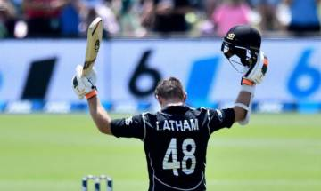 Tom Latham hits ton as clinical New Zealand beat India by 6 wickets in first ODI