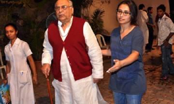 Rani Mukherjee's father Ram Mukherjee passes away at 84