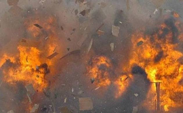 Nigeria suicide bomb blast (Representative image from PTI)