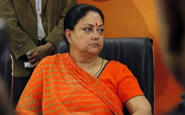 Rajasthan CM Vasundhara Raje relents, asks state ministers to rethink 'gag law'