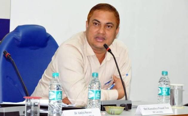 Assam BJP MP allegedly compares Gandhis, Nehru with 'garbage'