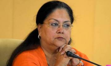 Vasundhara Raje govt's new ordinance shielding public servants challenged in Rajasthan High Court
