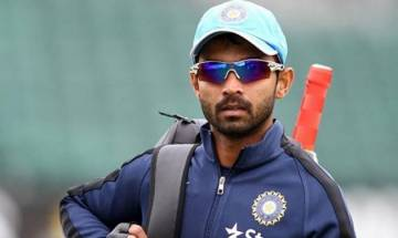 Ind vs SL: BCCI announces 16 man team for first two Tests, Ajinkya Rahane named vice captain