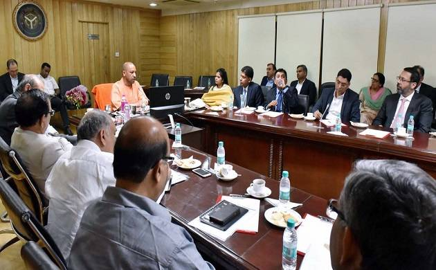 The delegation comprises of members from 26 top US companies that had come to visit the state in order to meet the state cabinet and discuss feasibilities for investment.